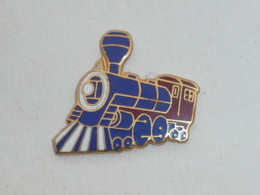 Pin's LOCOMOTIVE N - TGV