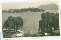 Stresa; Isola Bella (Lago Maggiore) - Non Viaggiata. (Guggenheim & Co. - Zürich) - Verbania