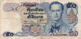TAILANDIA  50 BAHT 1985 P-90b3 - Thailand