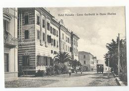 DIANO MARINA - Hotel Paradis - Imperia