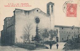 FIGUERAS - N° 510 - INSTITUTO OFFICIAL DE LA Y 2a ENSENANZA - Gerona
