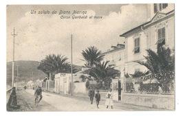 DIANO MARINA - Corso Garibaldi Al Mare - Imperia
