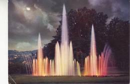 Torino - Valentino - La Nuova Fontana Luminosa - Viaggiata - Parcs & Jardins