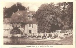Dépt 27 - FOURGES - Le Moulin (1) - Édition G. André - Fourges