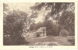 Dépt 27 - FOURGES - Aperçu Sur Le Moulin - (Édition G. André) - Fourges