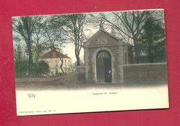 C.P. Gilly =  Eglise St-HUBERT - Charleroi