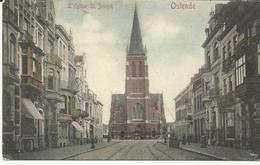 Ostende L'église St Joseph   (3541) - Oostende