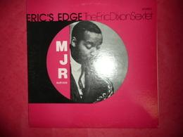LP N°1818 - ERIC'S EDGE - THE ERIC DIXON SEXTET - COMPILATION 8 TITRES - Jazz