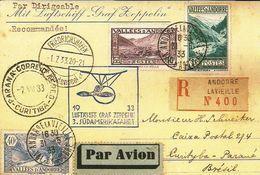 ANDORRA  Zeppelin - Unclassified