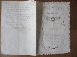 31 Xbr 78 COMPAGNIE DES GABIERS DIVISION DE BREST COURRIER FOURNIS FRANCOIS SOUVENIR - Documenti