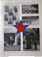 1904 L'AFFAIRE D'AIX LES BAINS DEVANT LA COUR D'ASSISES DE CHAMBÉRY - LA GIRIA - PIERRETTE RENAUD - BASSOT - Livres, BD, Revues