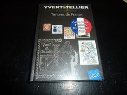 YVERT & TELLIER Catalogue De Cotation TIMBRES DE FRANCE 2020 NEUF SOUS BLISTER *** NEUF *** - France