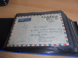 Schweiz Briefeposten Mit Z.B. Nach Venezuela ......  Alles Abgebildet - Briefmarken