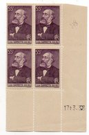 Coin Daté --n° 378  --  Léon GAMBETTA --- 17-3-38 -- - 1930-1939