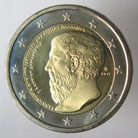 GR20013.1 - GRECE - 2 Euros Commémo. Académie De Platon - 2013 - Grèce