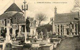 B64851 Cpa Guimiliau - Ossuaire Et Calvaire - Guimiliau