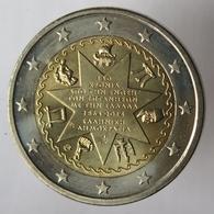 GR20014.2 - GRECE - 2 Euros Commémo. Rattachement Des Iles Ioniennes à La Grèce - 2014 - Grèce