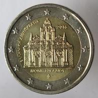 GR20016.2 - GRECE - 2 Euros Commémo. Monastère D'Arkadi - 2016 - Grèce