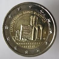 GR20017.1 - GRECE - 2 Euros Commémo. Site Archéologique De Philippes - 2017 - Greece