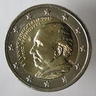 GR20017.2 - GRECE - 2 Euros Commémo. Nikos Kazantzakis - 2017 - Grèce