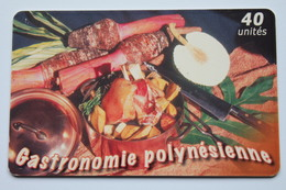PF155 -  TELECARTE DE POLYNESIE - Polinesia Francese