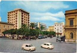 TRAPANI - Piazza Stazione - Trapani