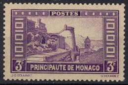 MONACO  N* 130 TB Charniere - Monaco