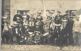Leuville Sur Orge ( Essonne )   Conseil De Révision Militaire Du 20 Avril 1918  Carte Photo - Autres Communes