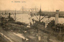 NANTES.....le Port - Nantes