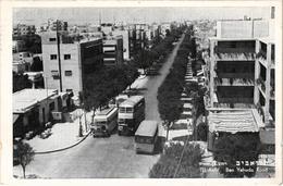 ISRAEL - TEL AVIV - La Rue Ben Yehuda - Belle Carte Postée - Israel