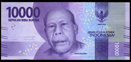 # # # Banknote Indonesien (Indonesia) 10.000 Rupiah UNC # # # - Indonesien