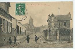 Chatenay-Entrée De Chatenay - Chatenay Malabry