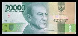 # # # Banknote Indonesien (Indonesia) 20.000 Rupiah UNC # # # - Indonesien