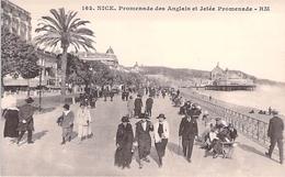 NICE. Promenade Des Anglais Et Jetée Promenade. - Autres