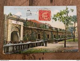PHILIPPINES : Isabel II Gate And Wall Around Old MANILA  .................... OD-4544 - Filippijnen
