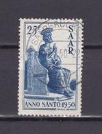 Saarland - 1950 - Michel Nr. 295 - Gest. - 26 Euro - 1947-56 Allierte Besetzung