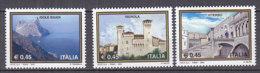 PGL DC0459 - ITALIA REPUBBLICA 2004 SASSONE N°2754/56 ** - 2001-10: Mint/hinged