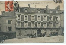 Fougères-Grand Hôtel Des Voyageurs - Fougeres