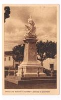 AZ-97  PRAIA DA VITTORIA : Estatua Da Liberdade - Açores