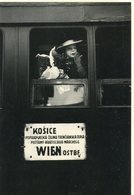 Actress And Inveterate Traveller Lillian GISH Née à Springfield Cinéma Train Guerre Hitler Voir Dos - Artisti