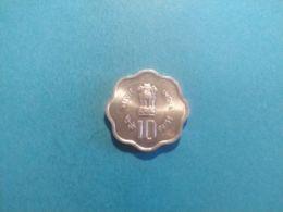 INDIA 10 Paise 1982 - India