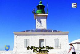 Set 6 Cartes Postales, Phares, Lighthouses Of Europe, France,  Ille-Rousse, Le Phare De La Pietra - Vuurtorens
