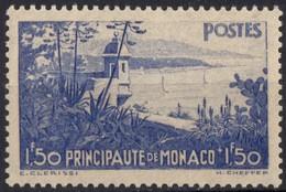 MONACO  N* 137 TB Charniere - Monaco