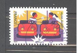 France Autoadhésif Oblitéré N°1431 (La Fête Foraine) (cachet Rond) - Used Stamps