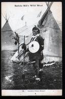 Buffalo Bill's Wild West, Sorciers Peaux Rouges - Indiens De L'Amerique Du Nord