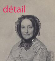 A Voir CDV Originale : Visage De Femme Photographié Mais Tenue Crayonnée-signé En Bas A Droite-photo Démée à Paris- - Old (before 1900)