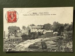 SEDAN-Hôpital Militaire-Tombeau De Maréchal Fabert, Ancien Gouverneur De Sedan - Sedan