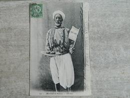 TUNISIE                      MARCHAND DE POMMES - Tunisie