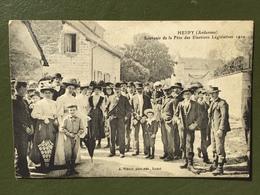 HERPY Souvenir De La Fête Des Elections Législatives 1910 - Francia