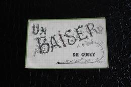 JA - 77 - Ciney - Carte En Relief - Un Baiser De Ciney - Circulé - 19... - Ciney